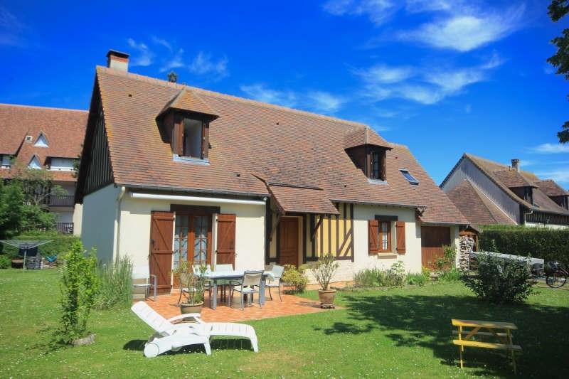 Sale house / villa Villers sur mer 368000€ - Picture 1