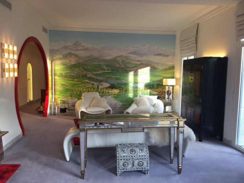Viager appartement Nice 250 000€ - Photo 1