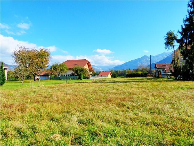 Vente terrain Marignier 100000€ - Photo 1