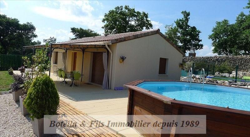 Venta  casa Barjac 273700€ - Fotografía 9
