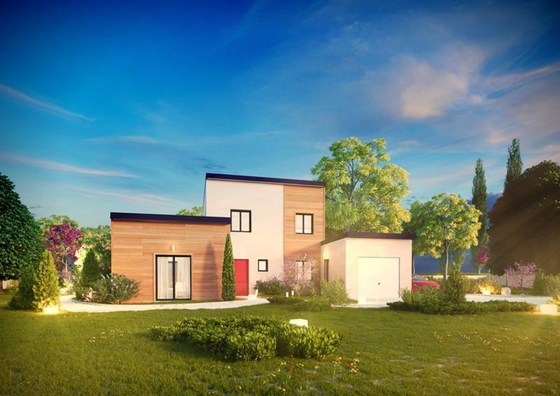 Maison  5 pièces + Terrain 1222 m² Fressenneville par MAISONS PIERRE