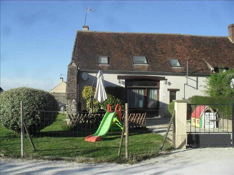 Location maison / villa Chichery 683€ +CH - Photo 1