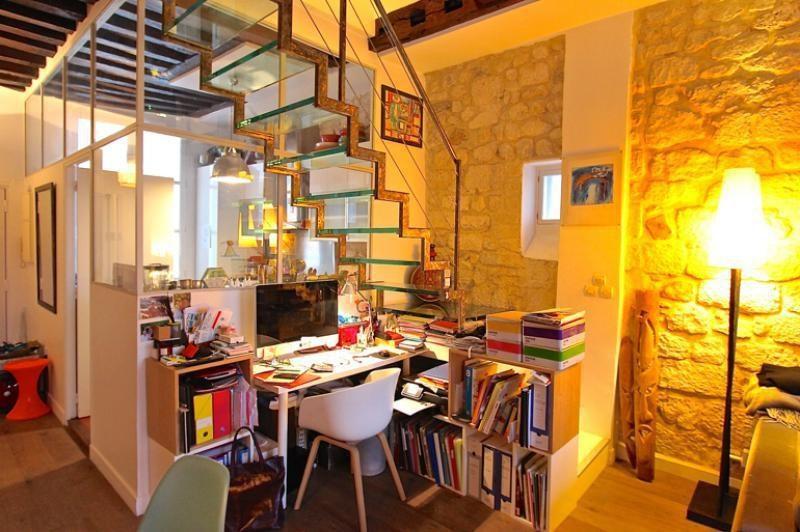 Vente appartement Paris 1er 875000€ - Photo 9