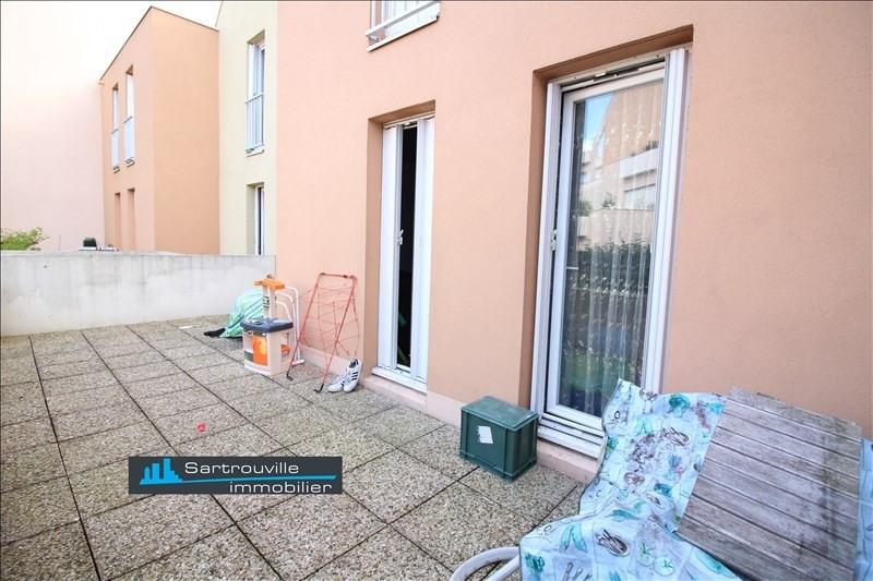 Vendita appartamento Sartrouville 213000€ - Fotografia 6