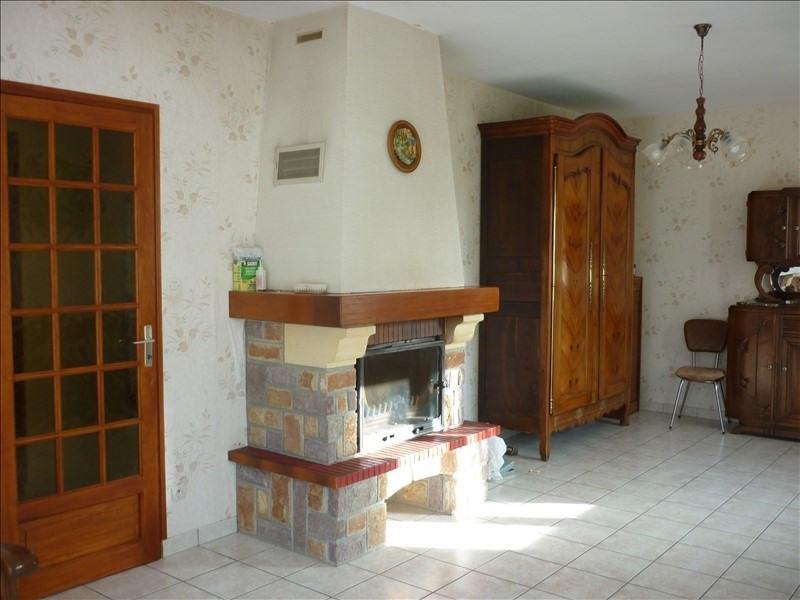 Verkoop  huis Tresboeuf 156750€ - Foto 3