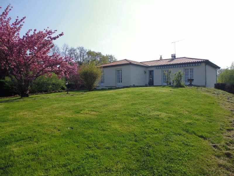 Vente maison / villa Mignaloux beauvoir 209000€ -  1