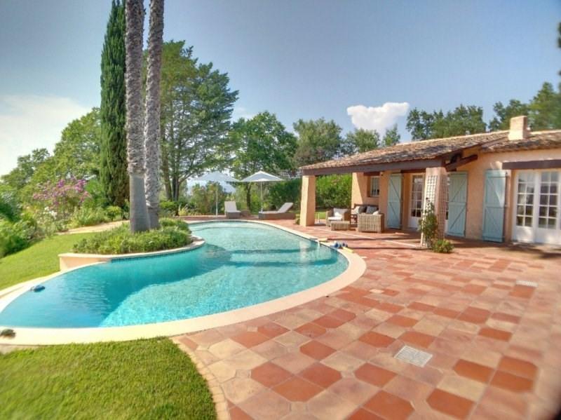 Vente maison / villa Le muy 980000€ - Photo 1
