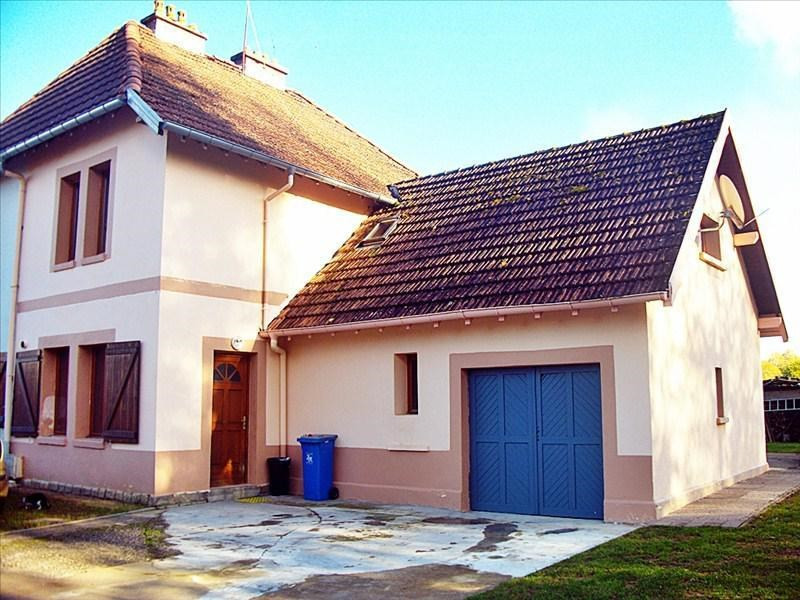 Sale house / villa Rambervillers 75 000€ - Picture 1