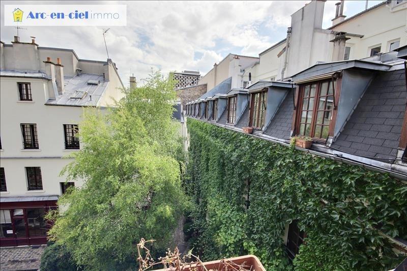 Verkoop  appartement Paris 12ème 599000€ - Foto 9