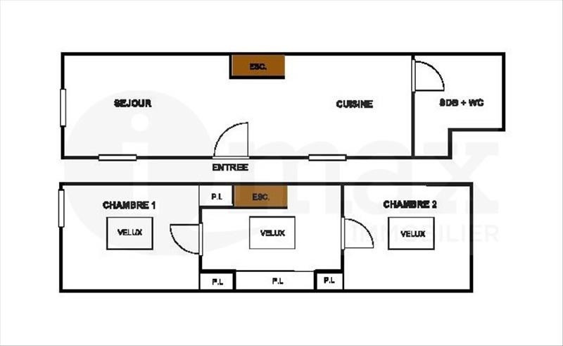 Sale house / villa Asnieres sur seine 299000€ - Picture 4