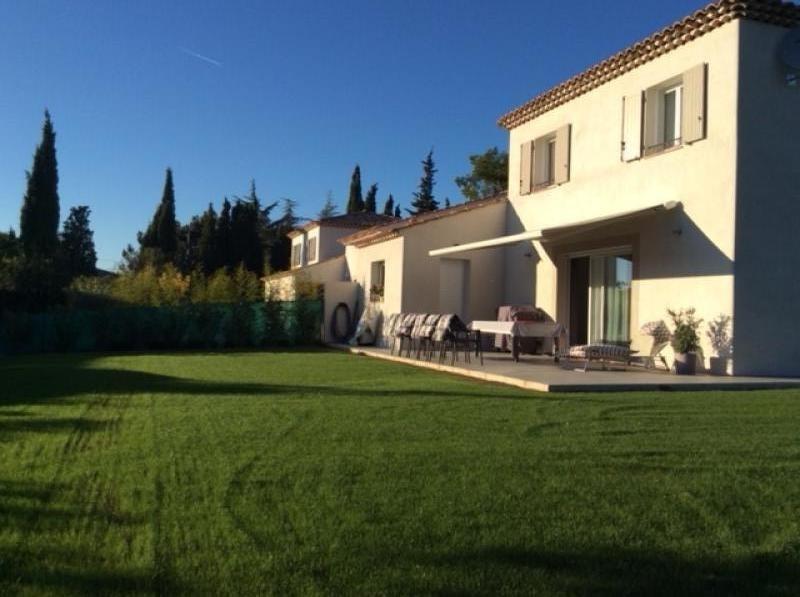 Vente de prestige maison / villa Eguilles 598000€ - Photo 1