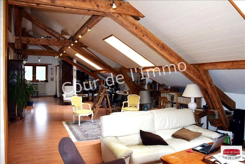 Sale apartment Ville en sallaz 270 000€ - Picture 3