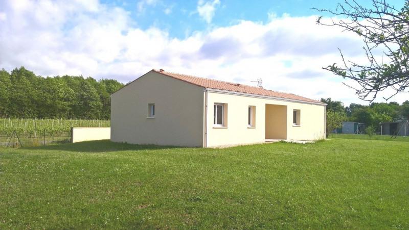 Rental house / villa Écoyeux 580€ CC - Picture 1