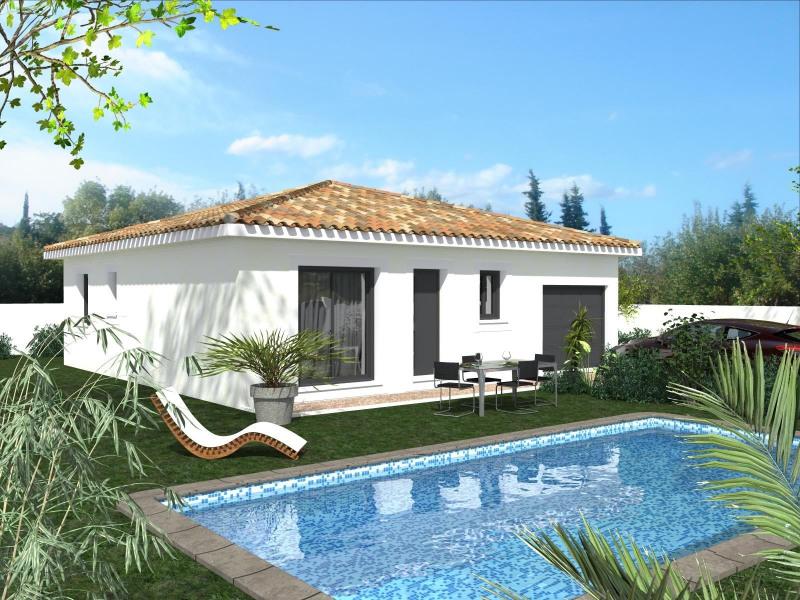 Maison  4 pièces + Terrain 300 m² Grabels par Domitia Construction