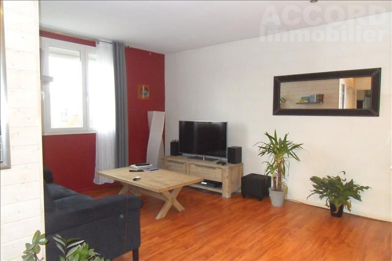 Sale apartment Troyes 79000€ - Picture 3