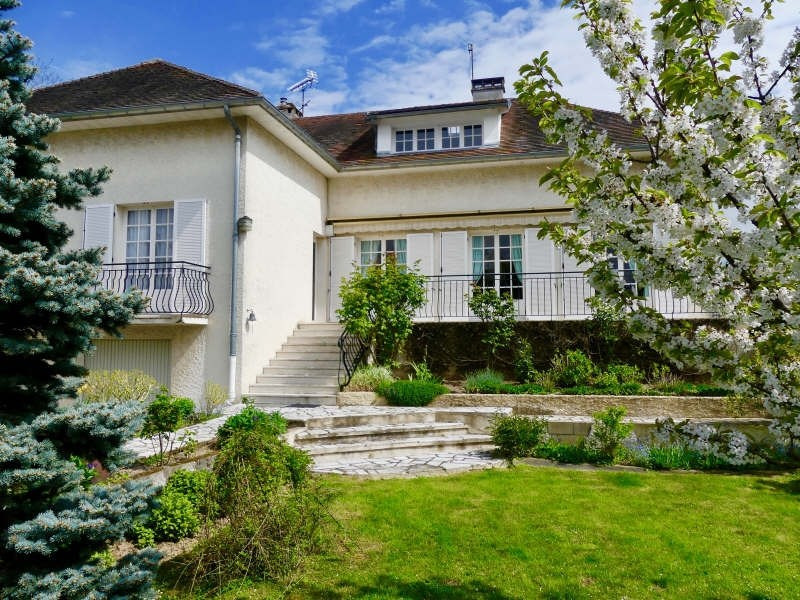 Vente maison / villa Bois d arcy 624000€ - Photo 1