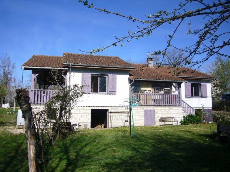 Vente maison / villa Brantome 164000€ - Photo 8