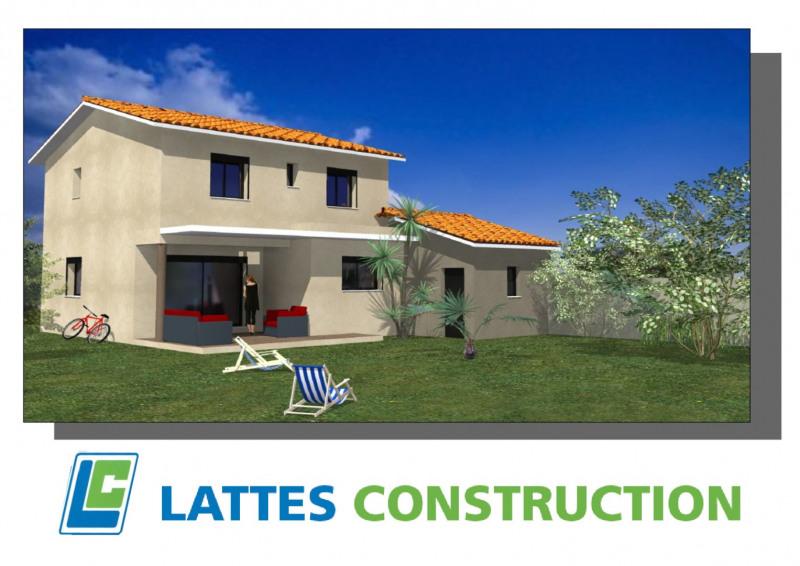 Maison  5 pièces + Terrain 425 m² Sussargues par LATTES CONSTRUCTION