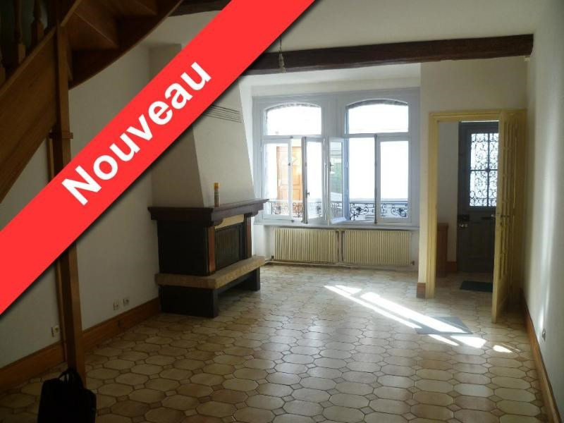 Location maison / villa Saint - omer 680€ CC - Photo 1