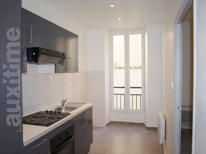 Rental apartment Marseille 2ème 495€ CC - Picture 2