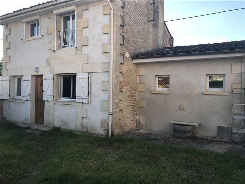Vente maison / villa Margaux 180200€ - Photo 1