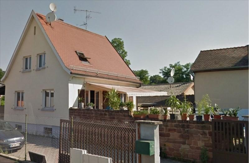 Vente maison / villa Geispolsheim 330700€ - Photo 1