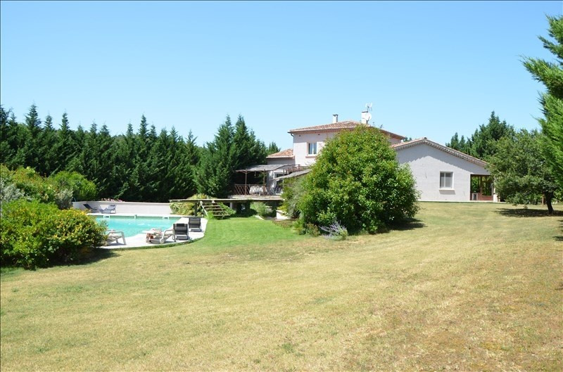 Deluxe sale house / villa Vallon pont d arc 613 600€ - Picture 11