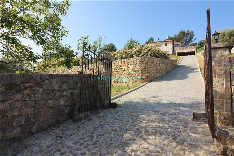 Vente de prestige maison / villa Peymeinade 695000€ - Photo 6