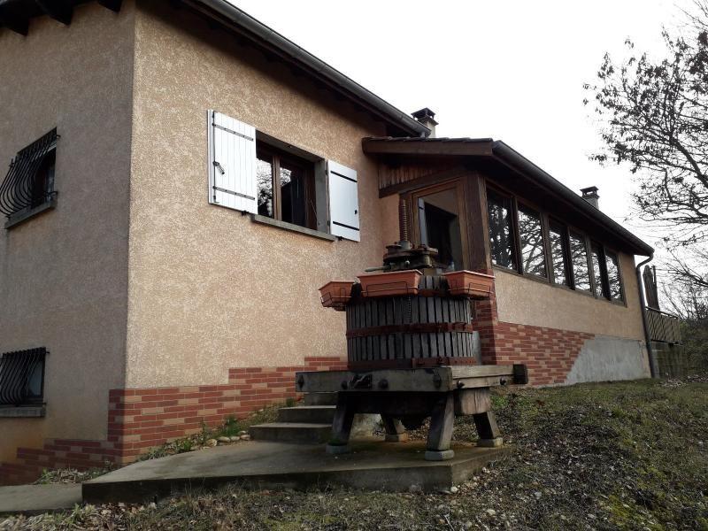 Vente maison / villa St sorlin de vienne 345000€ - Photo 2