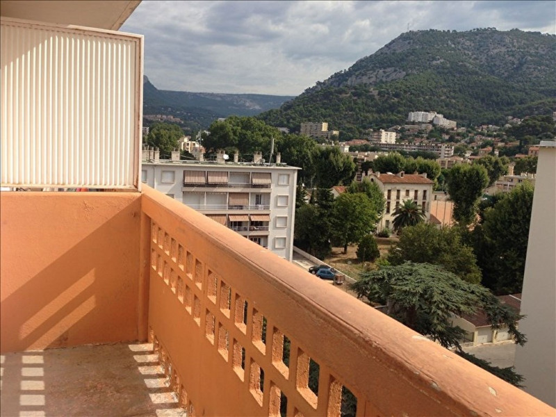 Rental apartment Toulon 607€ CC - Picture 1