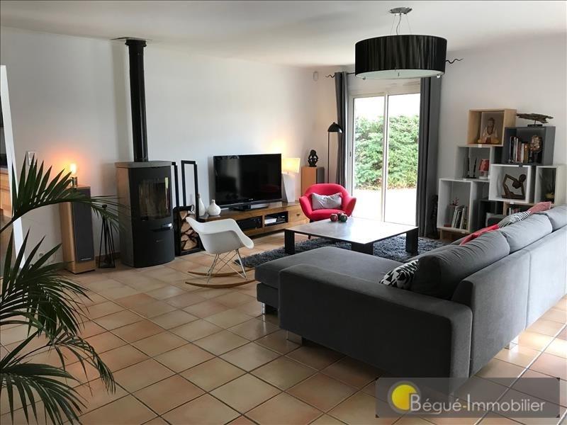Sale house / villa Pibrac 446000€ - Picture 2