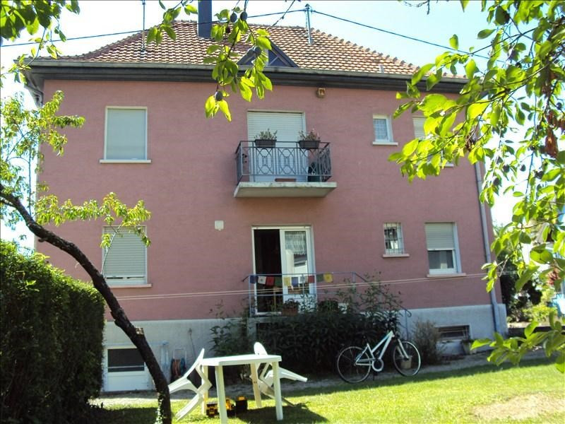 Sale apartment Lutterbach 182 000€ - Picture 2