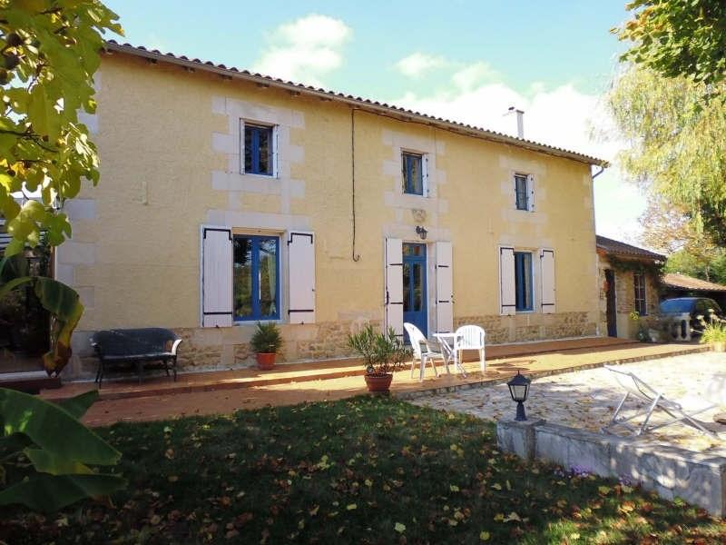 Vente maison / villa Poitiers 278000€ -  1
