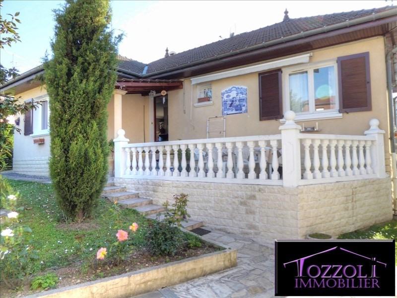 Sale house / villa St quentin fallavier 249000€ - Picture 1