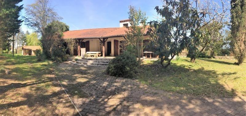Vente maison / villa Villemur sur tarn 332000€ - Photo 1