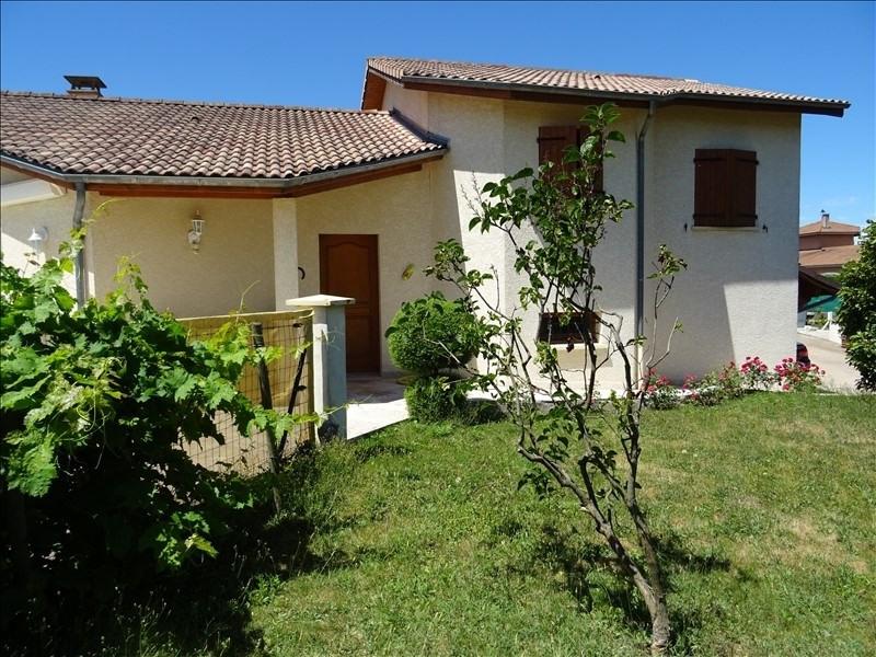 Vente maison / villa St georges d esperanche 298000€ - Photo 2