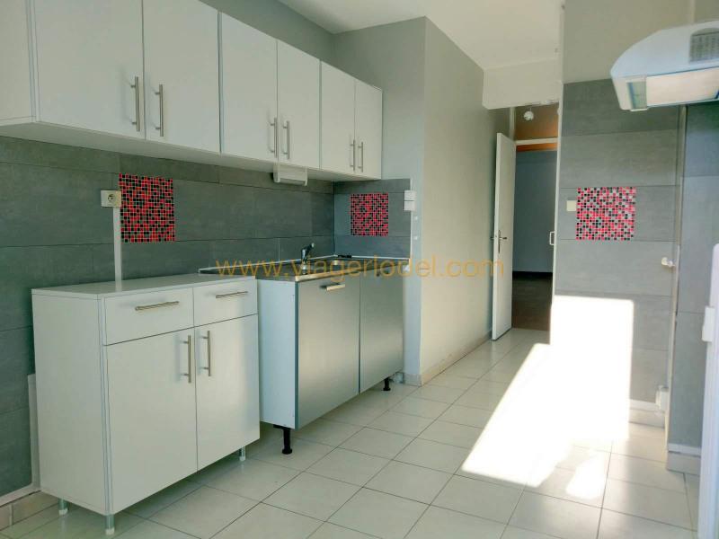 Life annuity apartment Bagnols-sur-cèze 70000€ - Picture 5