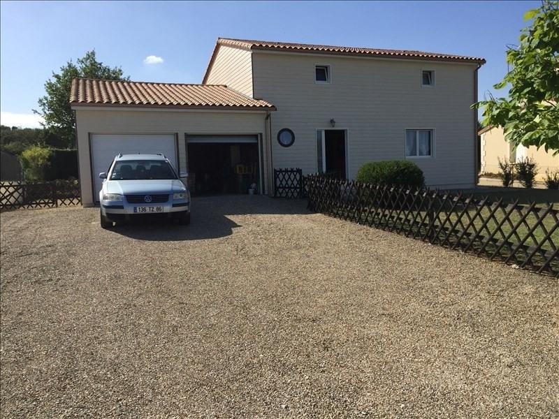 Vente maison / villa Poitiers 194000€ -  8