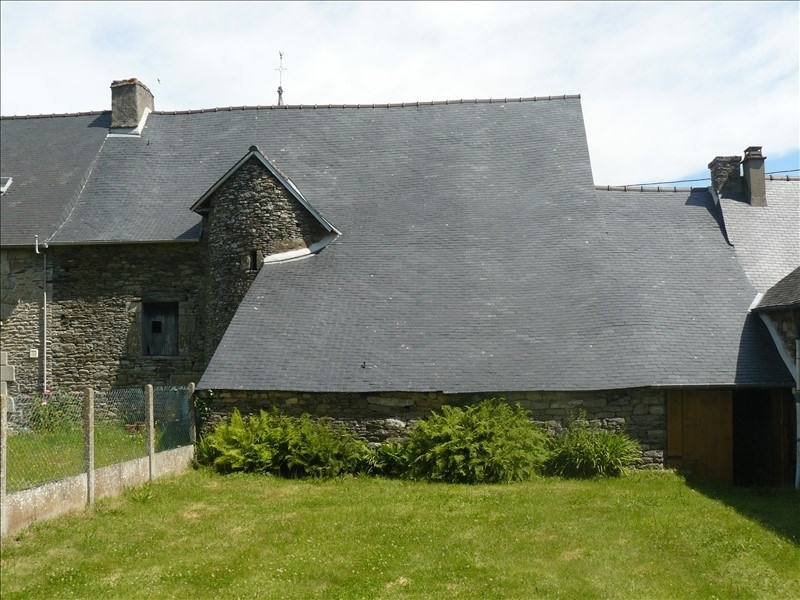Sale house / villa Josselin 54500€ - Picture 2