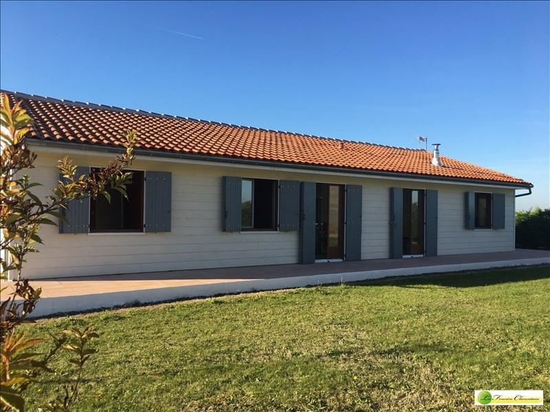 Vente maison / villa Plassac rouffiac 171200€ - Photo 2