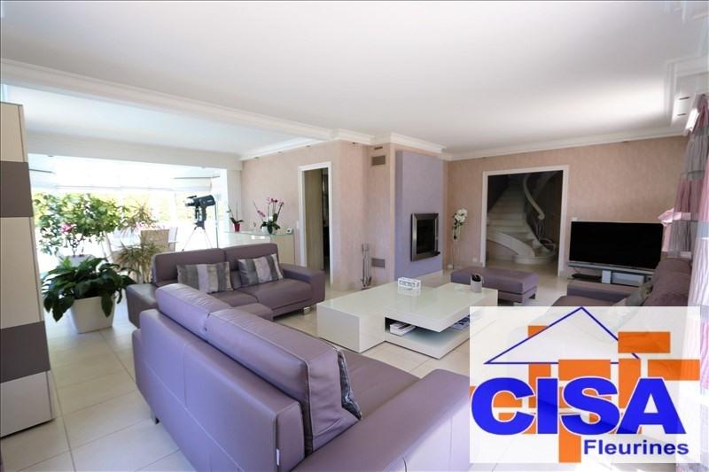 Vente de prestige maison / villa Verneuil en halatte 990000€ - Photo 3