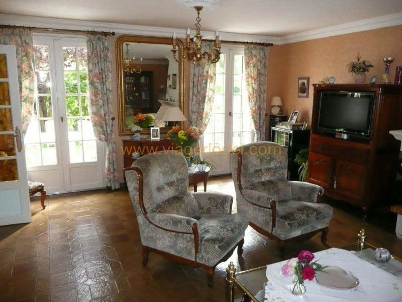 Life annuity house / villa Achères 90000€ - Picture 17