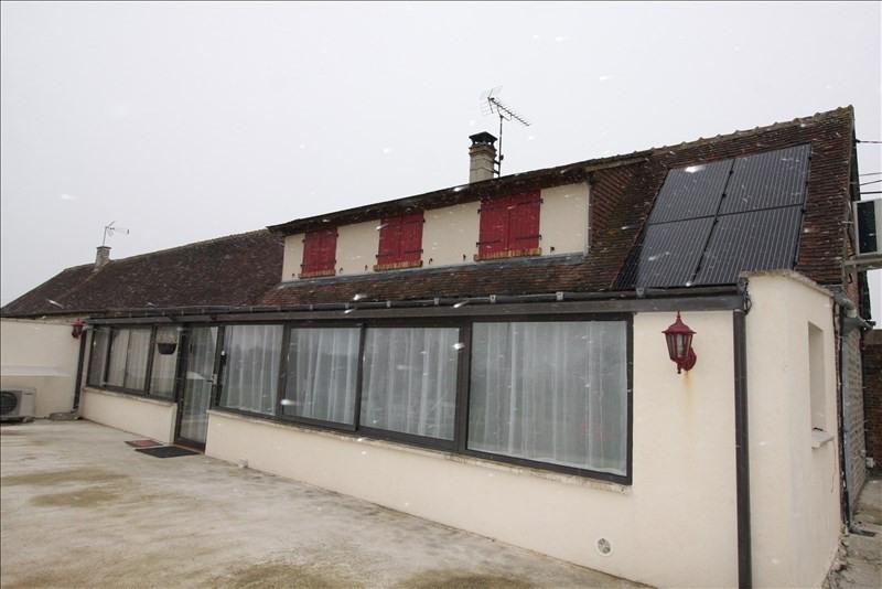 Sale house / villa Conches en ouche 149000€ - Picture 1