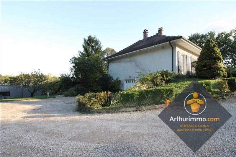 Sale house / villa Tignieu jameyzieu 398000€ - Picture 9