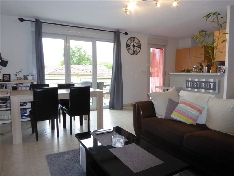 Vente appartement Sergy 299 000€ - Photo 1