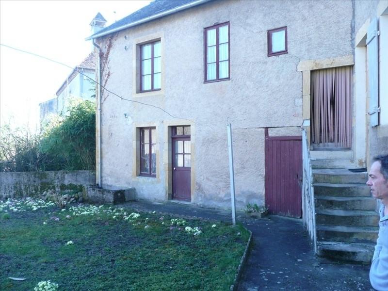 Vente maison / villa Issy l eveque 50000€ - Photo 10