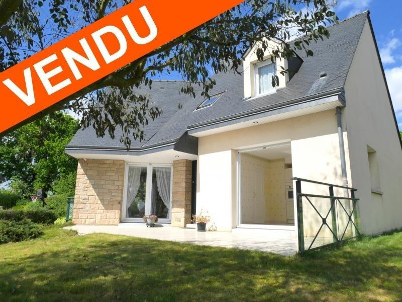 Vente maison / villa Vezin le coquet 335680€ - Photo 1