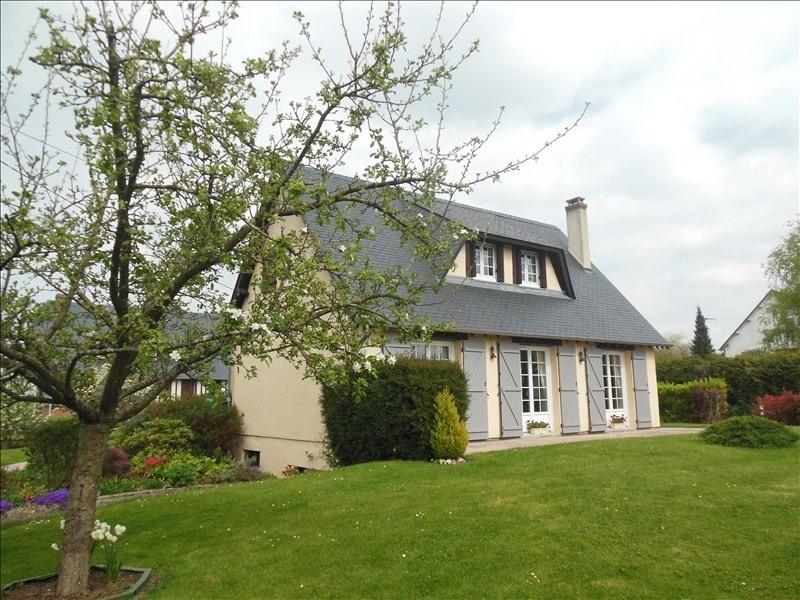 Sale house / villa Montmain 200000€ - Picture 3