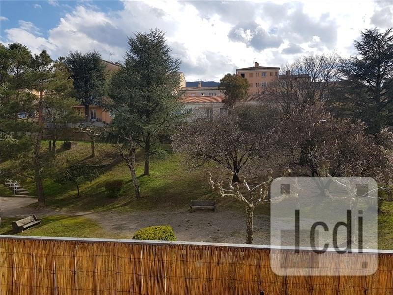 Vente appartement Privas 95000€ - Photo 1