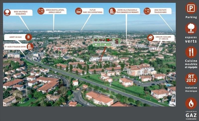 Vente maison / villa Toulouse 275000€ - Photo 2